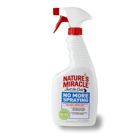 Natures Miracle Natures Miracle Just For Cats No More Spraying 24oz