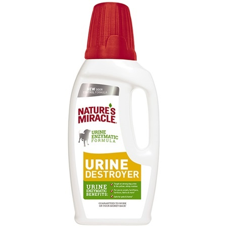 Natures Miracle Natures Miracle Urine Destroyer For Dogs 32oz