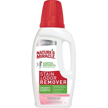Natures Miracle Natures Miracle Stain & Odor Remover Grapefruit Zest 32oz
