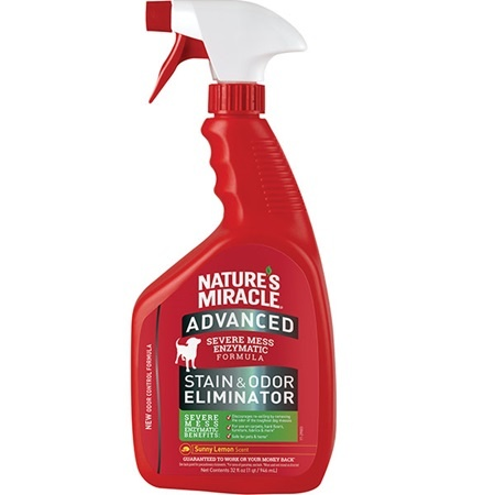 Natures Miracle Natures Miracle Advanced Stain & Odor Remover Lemon Scent