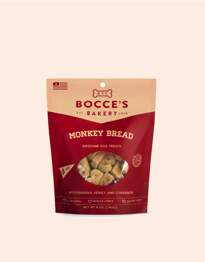 Bocce's Bakery Bocce's Monkey Bread 5oz