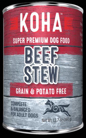 Koha Koha Beef Stew