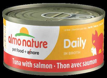 Almo Nature Almo Nature Tuna With Salmon