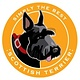 Paper Russells Simply The Best Scottish Terrier Car Magnet