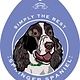 Paper Russells Simply The Best Springer Spaniel Decal