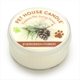 One Fur All Pet House Candle Mini Evergreen Forest 1.5oz