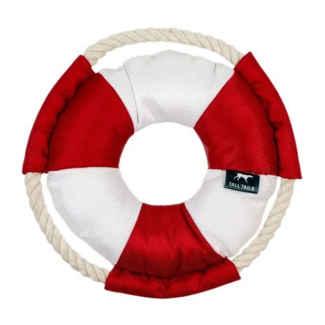 Tall Tails Tall Tails Life Buoy with Squeaker