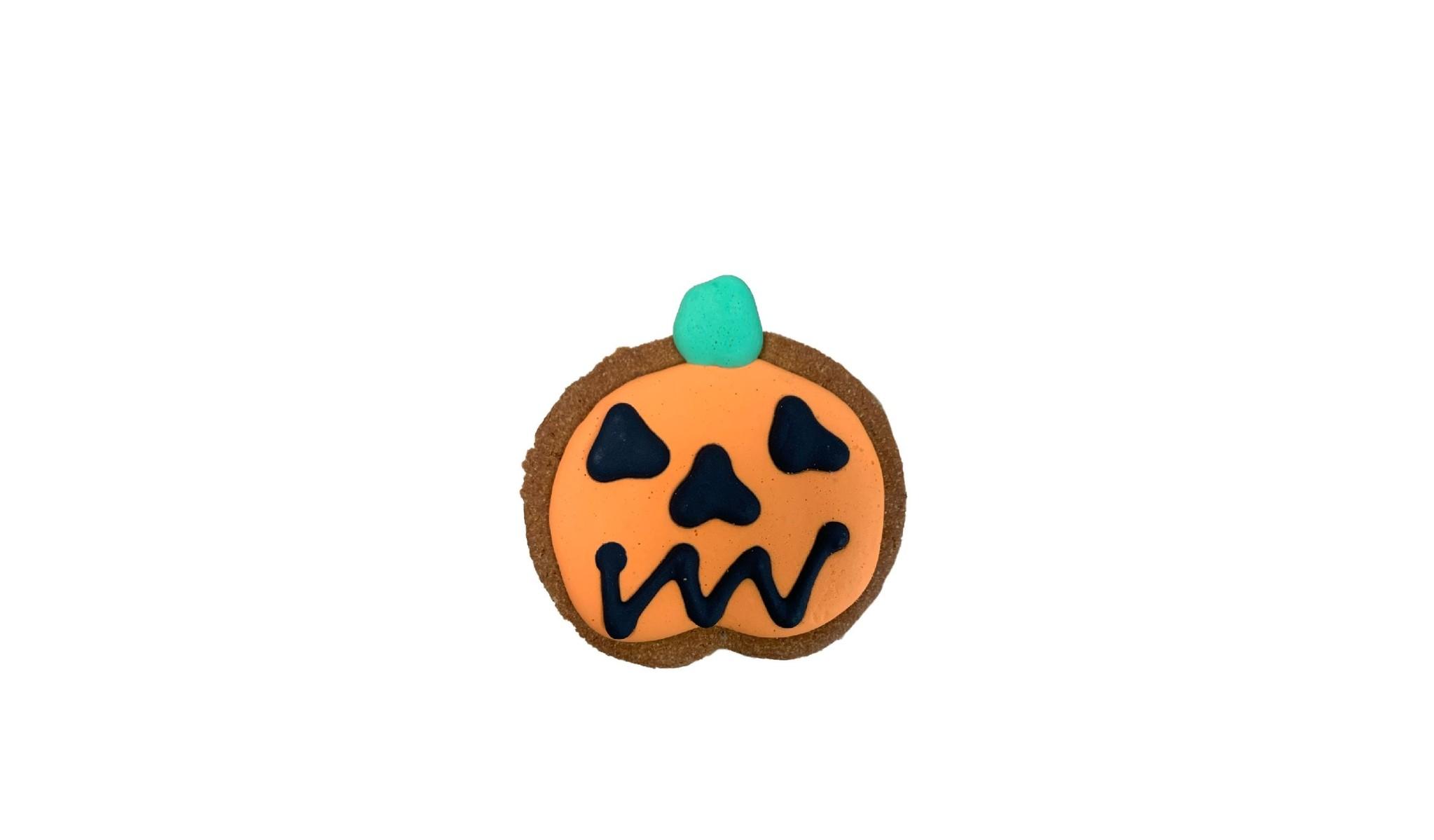 "Bone Bons Jack O Lanterns Bakery Cookie 3"""