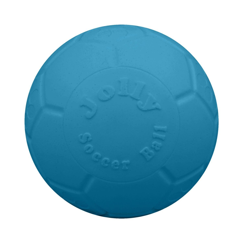 Jolly Pet Jolly Pet Blue Soccer Ball