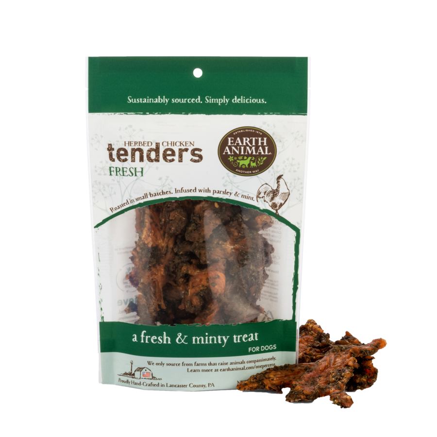 Earth Animal Earth Animal Chicken Tenders Fresh 4oz