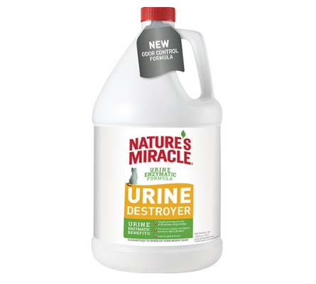 Natures Miracle Natures Miracle Urine Destroyer For Cats