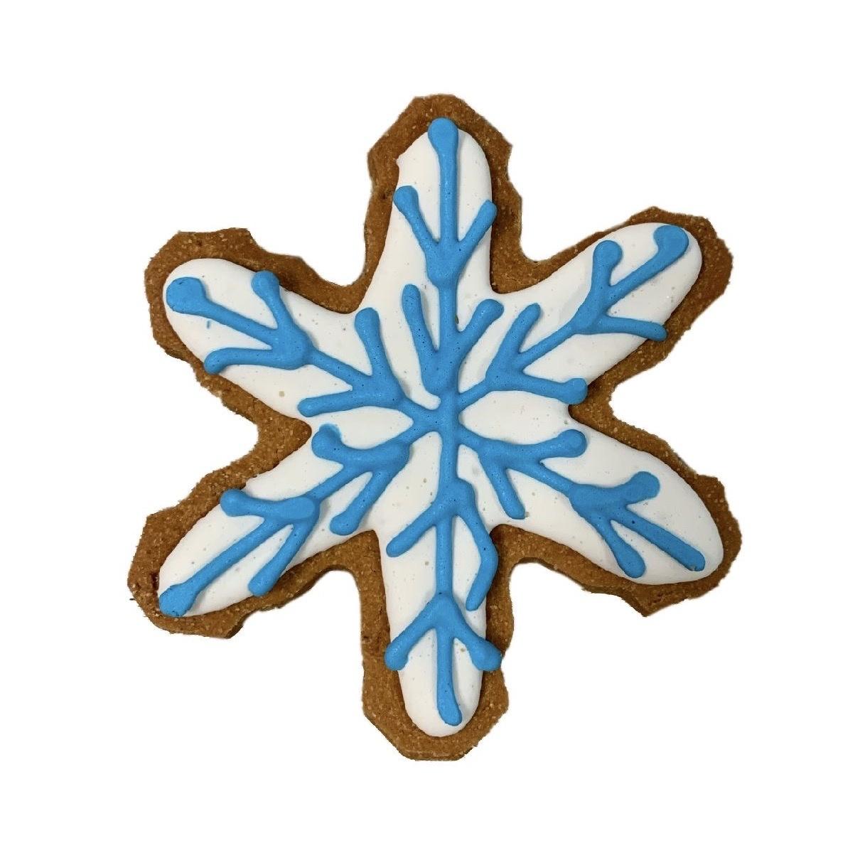 """Bone Bons Snowflake Bakery Cookie 4"""""""