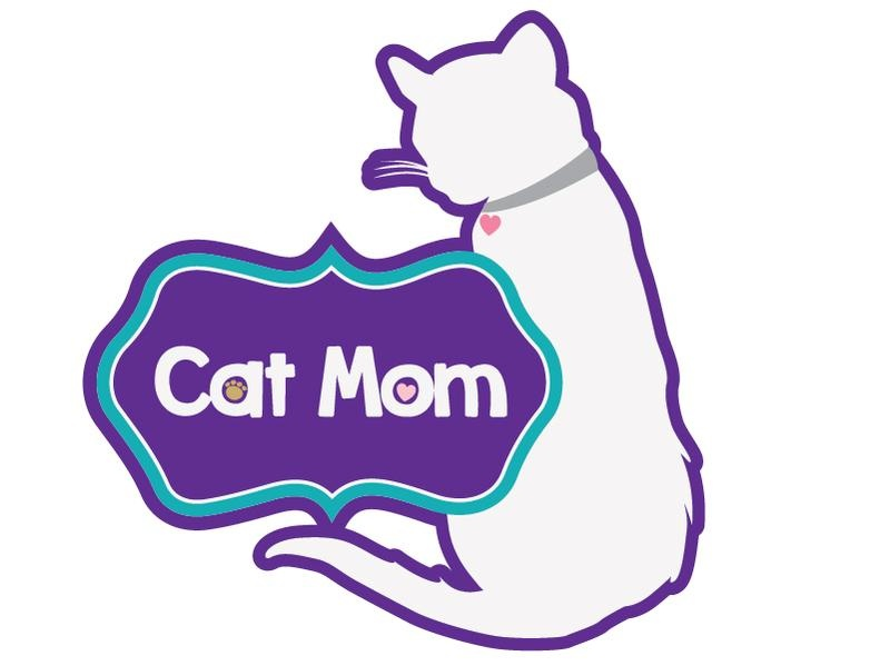 Dog Speak Dog Speak Decal - Cat Mom