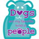 Dog Speak Dog Speak Decal - Dogs Are My Favorite Kind Of People