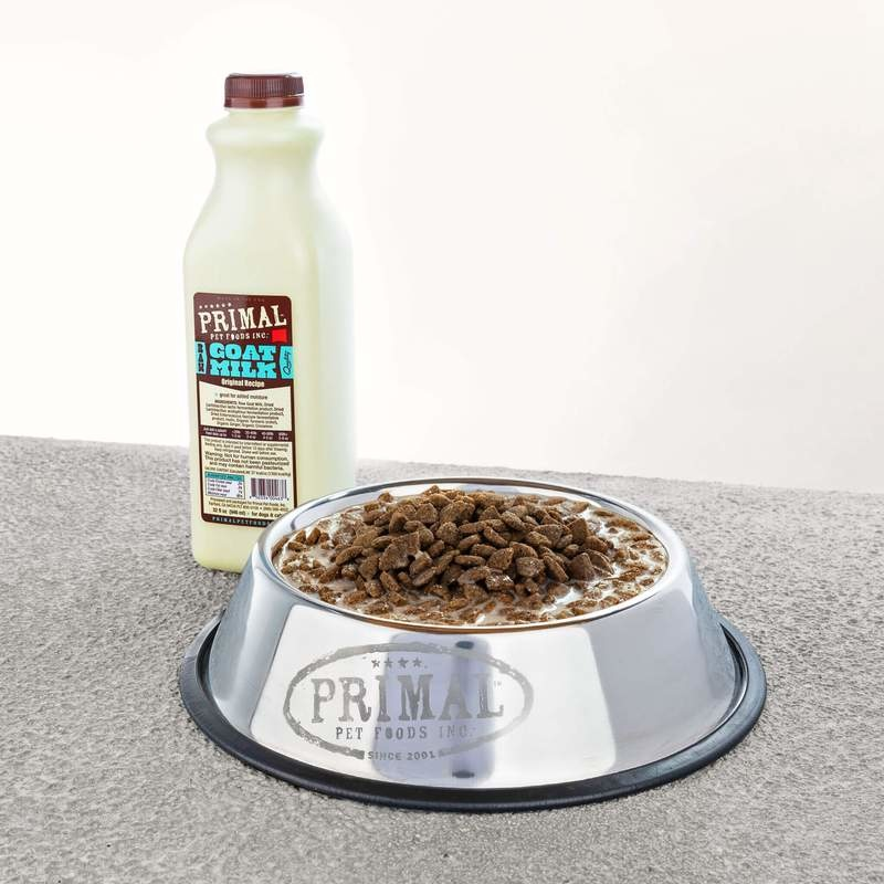 Primal Pet Foods Primal Raw Goat Milk
