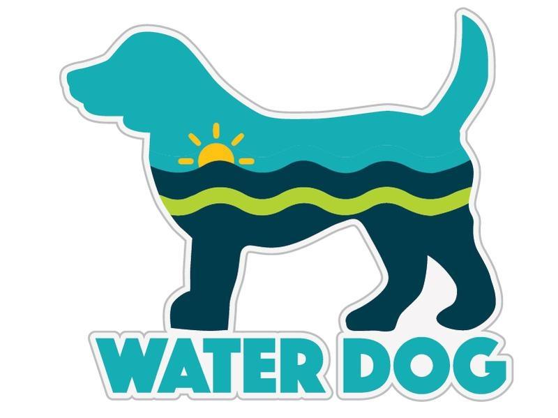 Dog Speak Dog Speak Decal - Water Dog