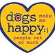 Dog Speak Dog Speak Decal - Dogs Make Me Happy People Not So Much