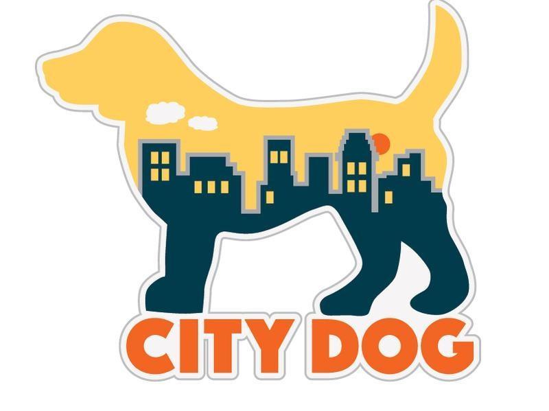 Dog Speak Dog Speak Decal - City Dog
