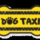 Dog Speak Dog Speak Bone Shaped Magnet - Dog Taxi