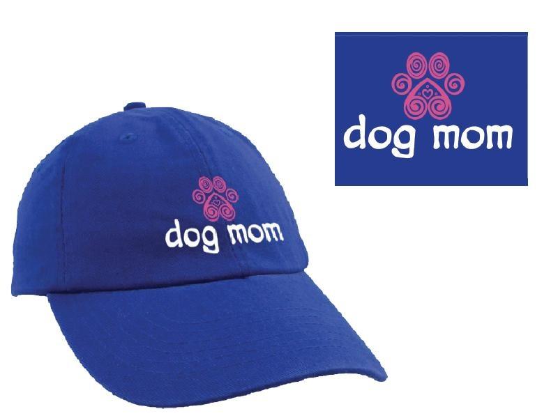 Dog Speak Dog Speak Ball Cap Dog Mom