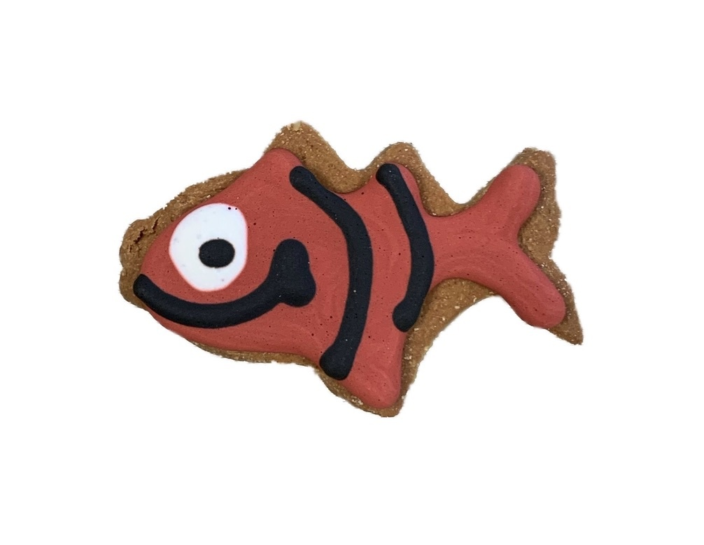 "Bone Bons Mini Fish Bakery Cookie 2"""