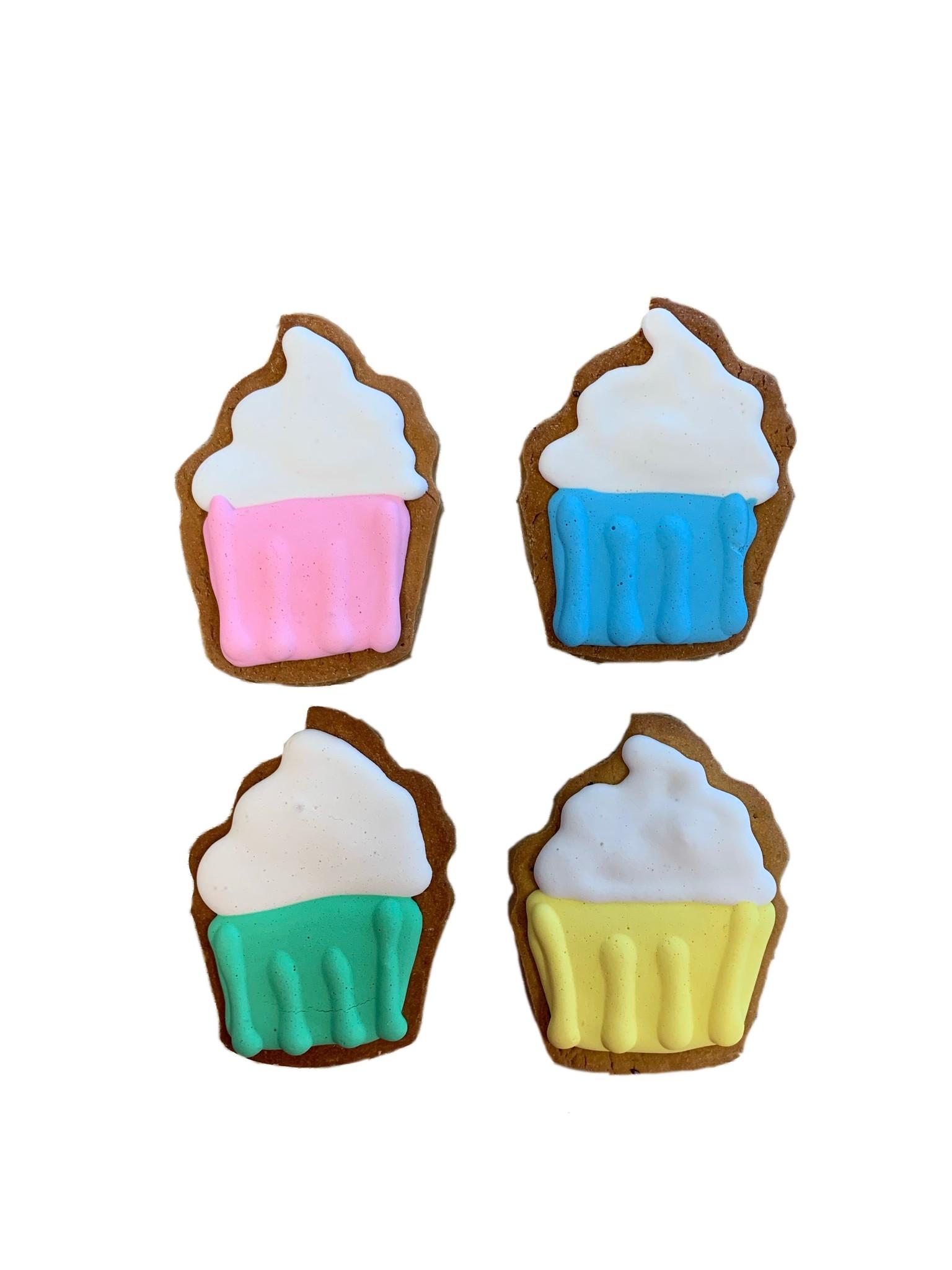 "Bone Bons Cupcake Bakery Cookie 4"""