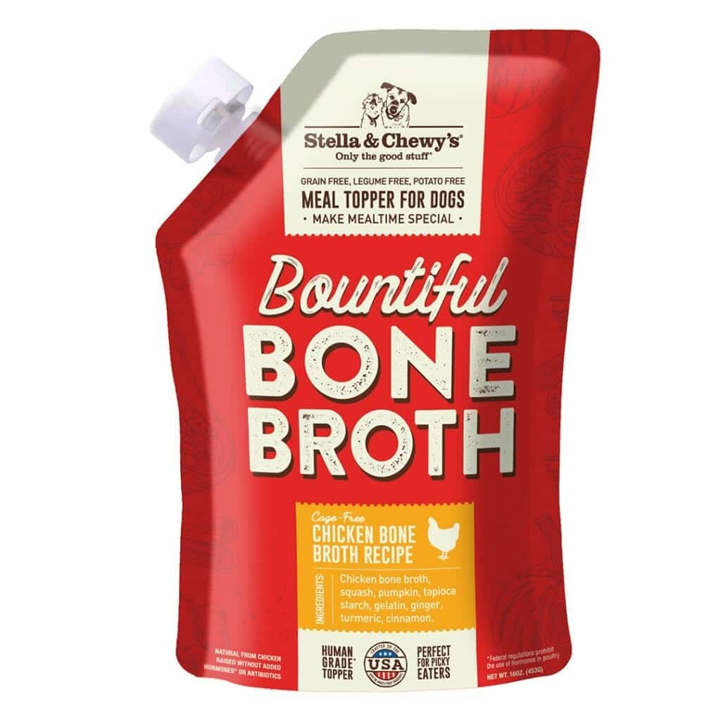 Stella & Chewys Stella & Chewys Bountiful Bone Broth Cage-Free Chicken Recipe