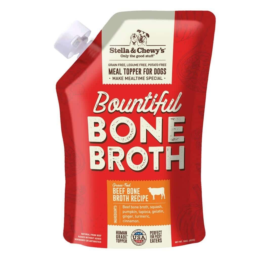 Stella & Chewys Stella & Chewys Bountiful Bone Broth Grass-Fed Beef Recipe