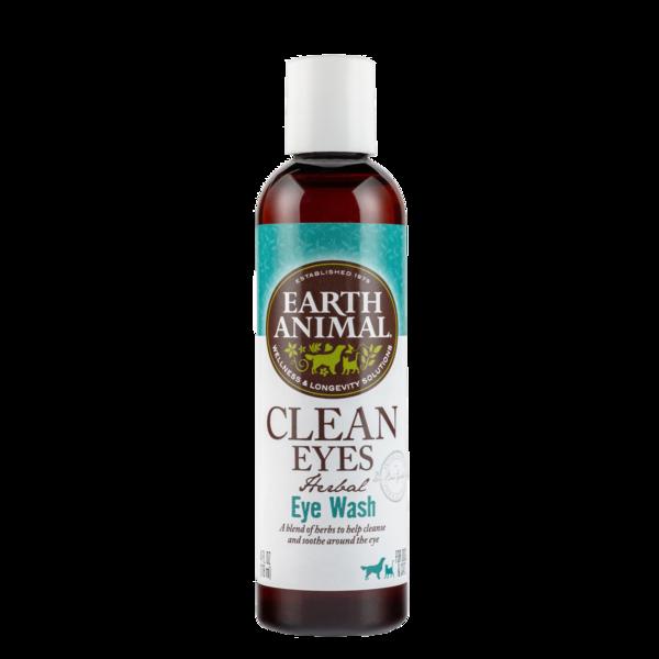 Earth Animal Earth Animal Clean Eyes Eye Wash 4oz