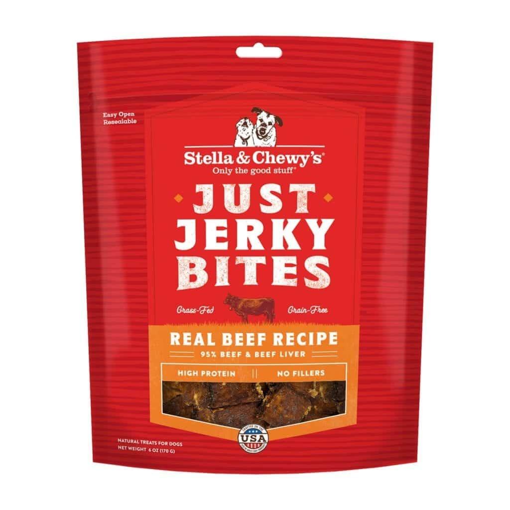Stella & Chewys Stella & Chewys Just Jerky Bites Real Beef Recipe 6oz