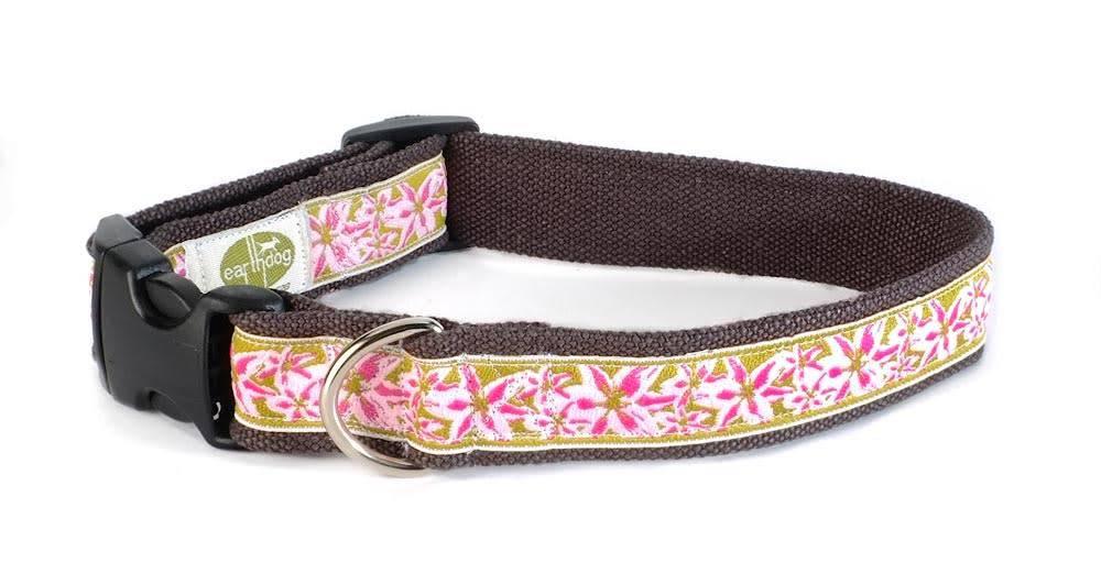 Earth Dog Earth Dog Indi Hemp Adjustable Collar