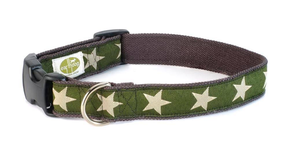 EARTH DOG EARTH DOG KODY HEMP ADJUSTABLE COLLAR