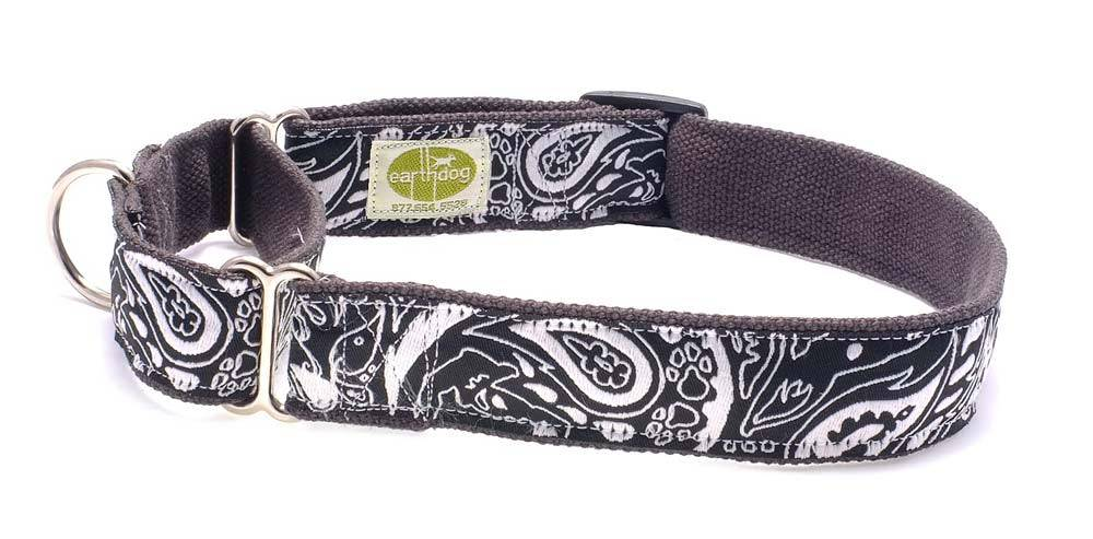 EARTH DOG EARTH DOG OWNEY HEMP MARTINGALE COLLAR