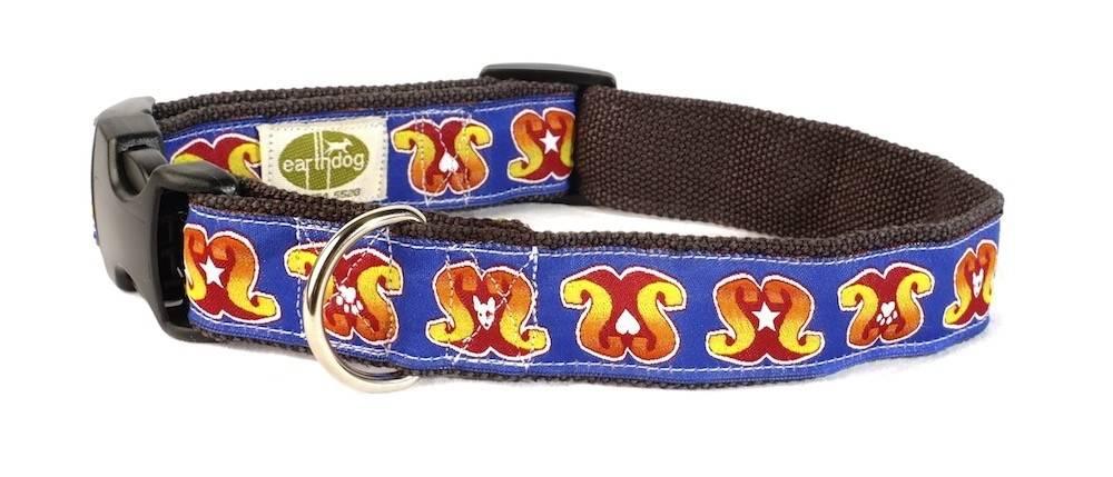 Earth Dog Earth Dog Super Snooty Hemp Adjustable Collar
