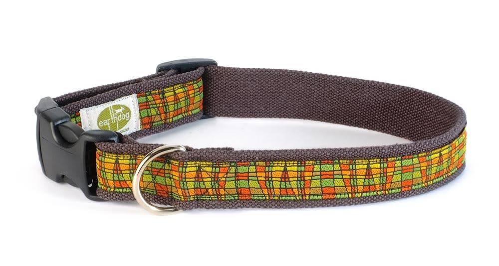 Earth Dog Earth Dog Wilson Hemp Adjustable Collar