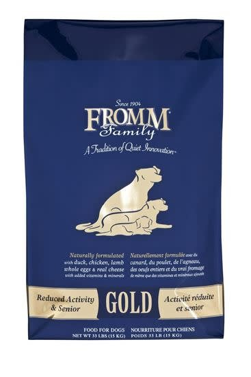 FROMM FROMM GOLD SENIOR DOG