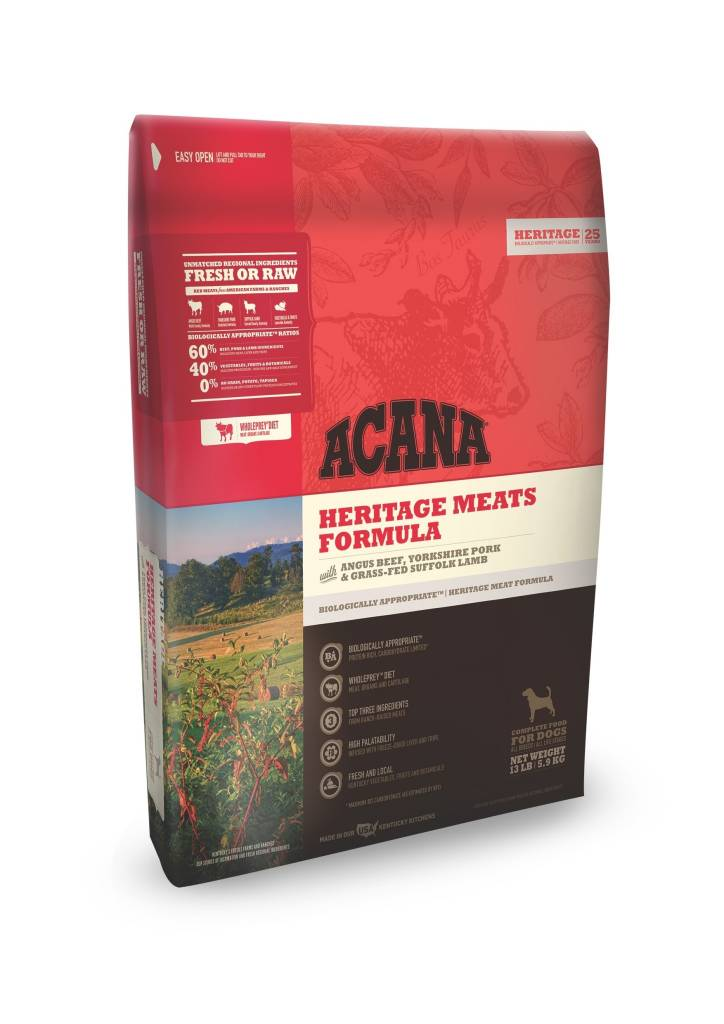 Acana Acana Heritage Meats