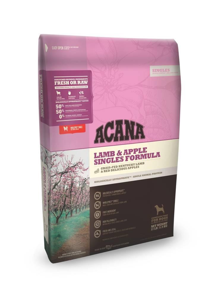 Acana Acana Singles Lamb & Apple Formula