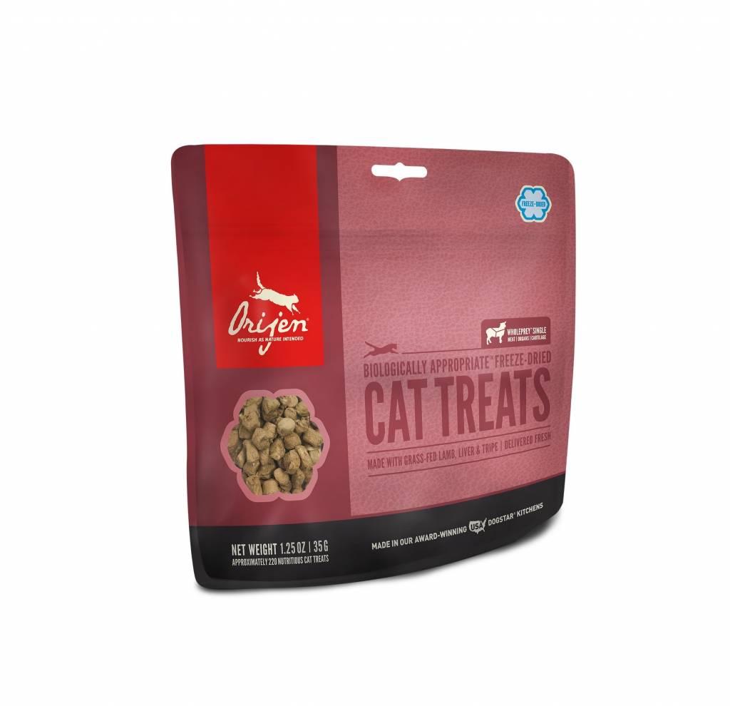 Orijen Orijen Lamb Cat Freeze Dried 1.25oz