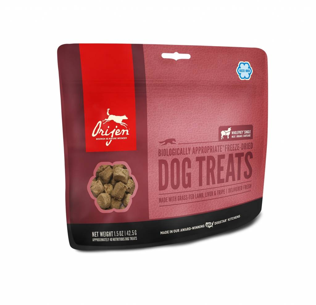 Orijen Orijen Lamb Freeze Dried Treats