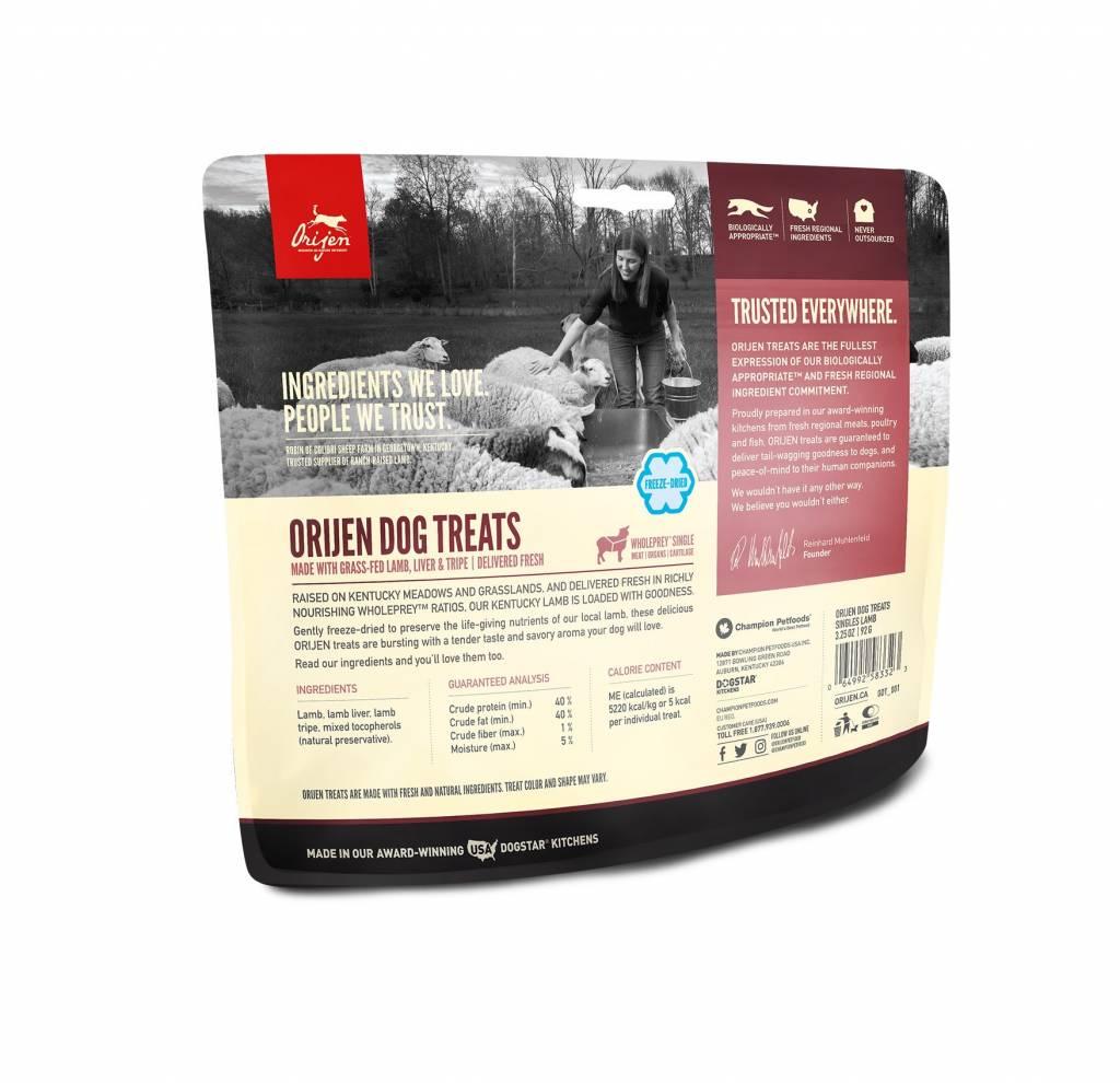 Orijen Orijen Lamb Freeze Dried Treats
