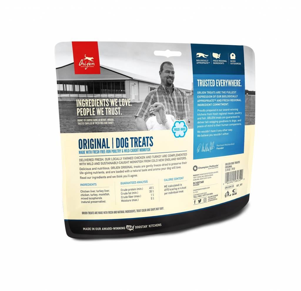 Orijen Orijen Original Freeze Dried Treats