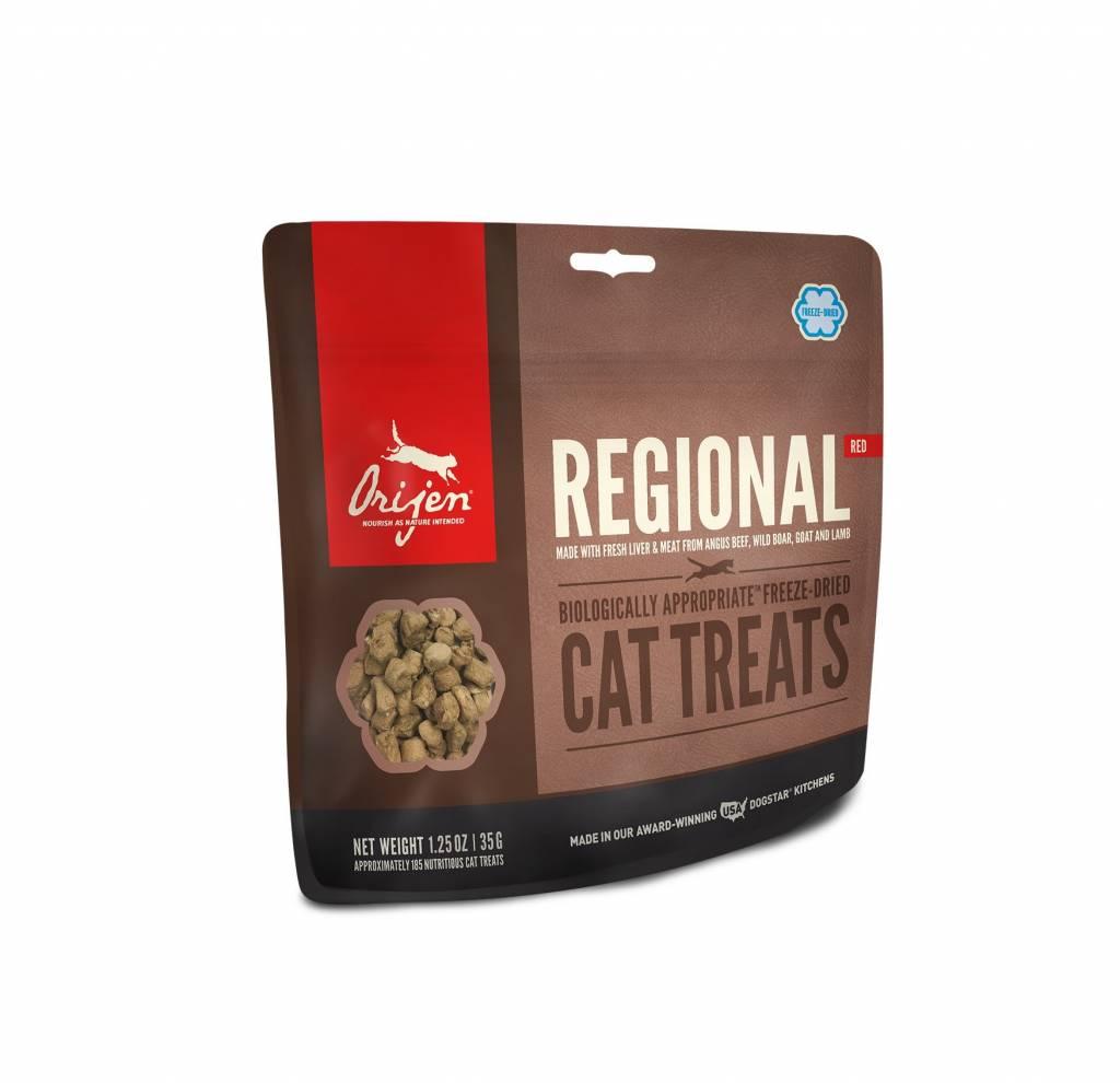 Orijen Orijen Regional Red Cat Freeze Dried 1.25oz