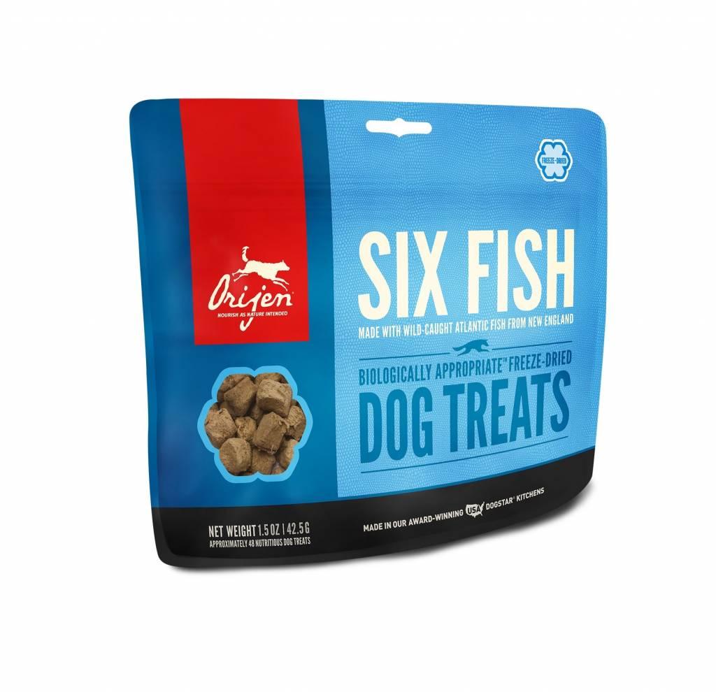 Orijen Orijen Six Fish Freeze Dried Treats