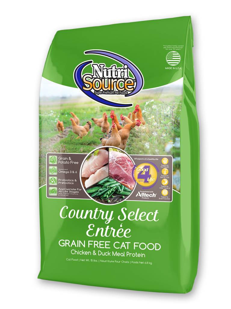 Nutrisource Nutrisource Country Select Entree Grain Free