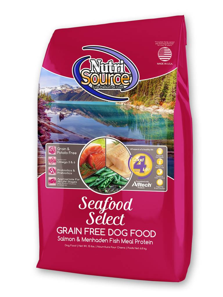 Nutrisource Nutrisource Seafood Select Grain Free