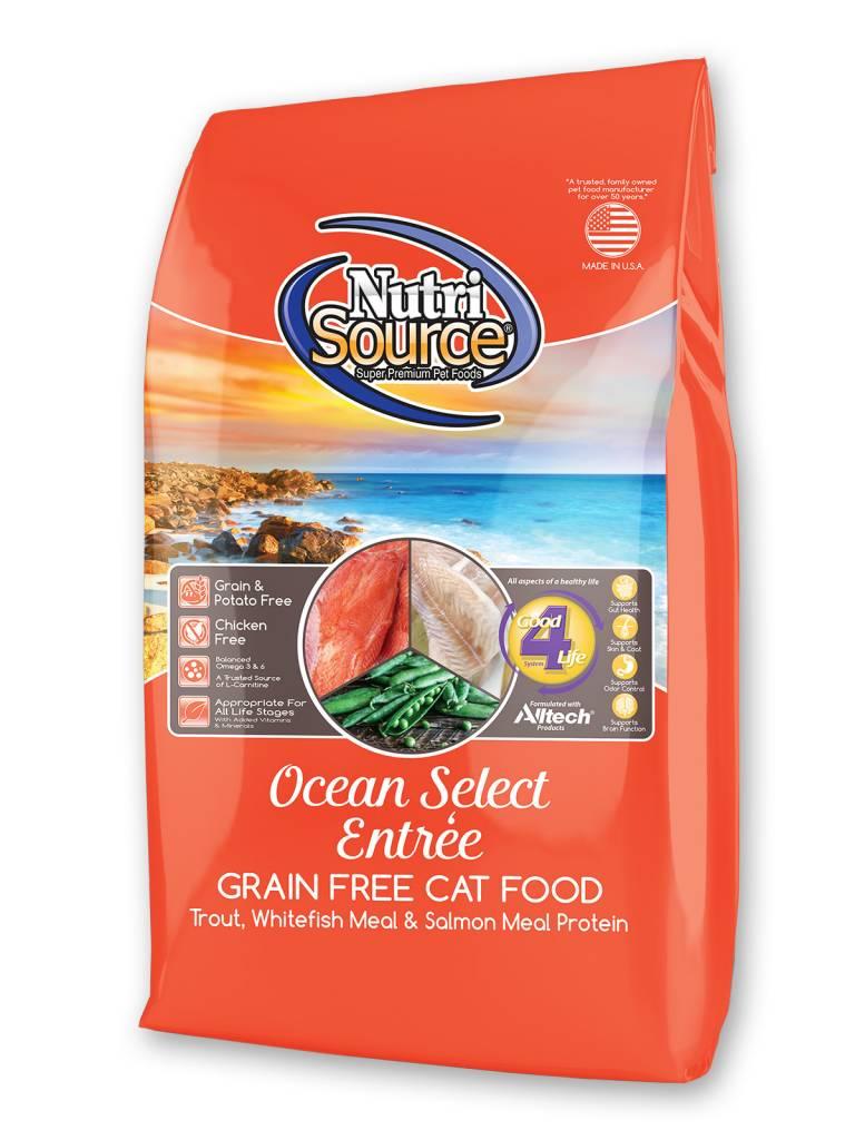 Nutrisource Nutrisource Ocean Select Grain Free