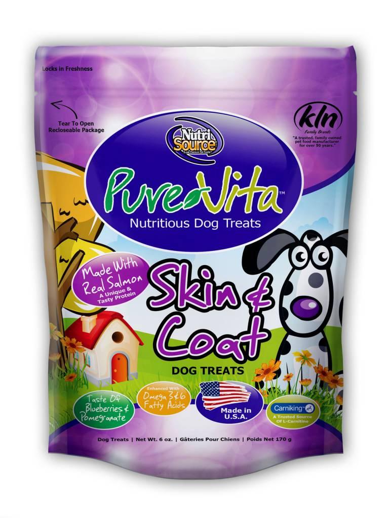 Pure Vita Pure Vita Skin & Coat 6oz