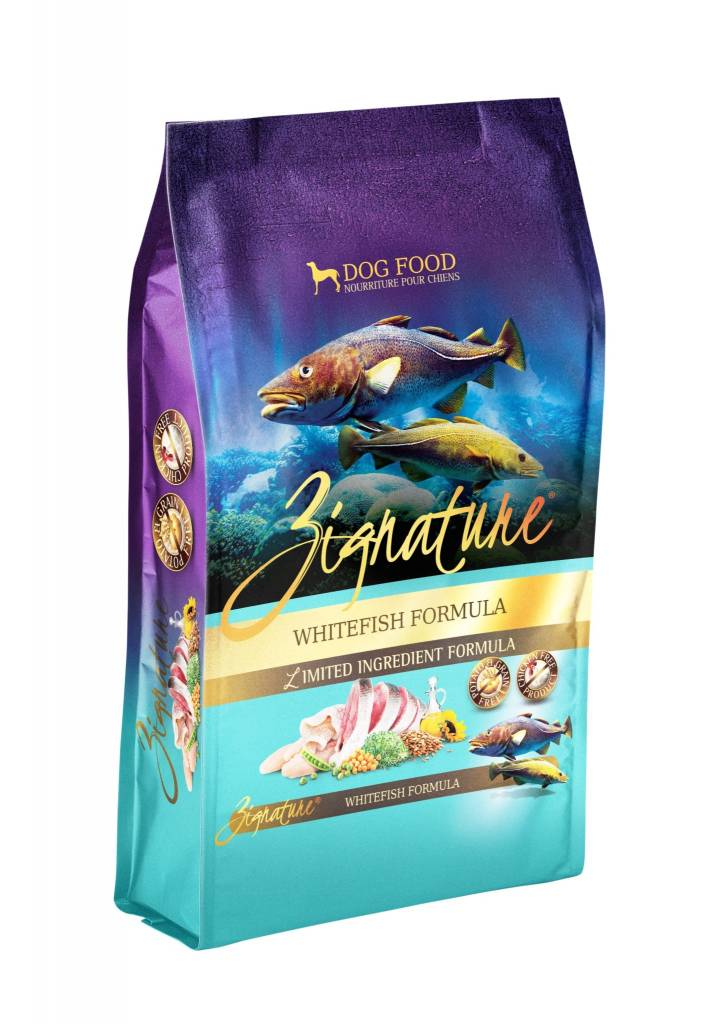 Zignature Zignature Whitefish Formula
