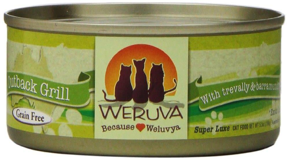 Weruva Weruva Outback Grill with Sardine and Seabass in Gravy For Cats